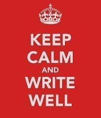 How to write good
